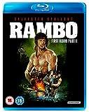 Rambo: First Blood Part II [Blu-ray] [2018]