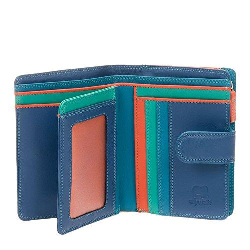 mywalit-medium-snap-wallet-geldborse-leder-13-cm-aqua