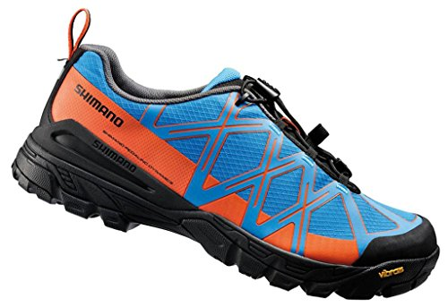 Shimano - SH-MT54, Scarpe ciclismo, unisex Blu (Blau)