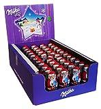 Milka Mini Weihnachtsmann Alpenmilch, 55er Pack (55 x 15g)
