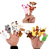 Magicwand-Cute-Animal-Finger-Puppets-Pack-of-10