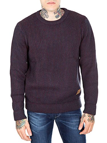 Jack & Jones - Maglione - Uomo, Eclipse Navy, Medium