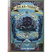 20000 Lieues sous les mers (2012) (Lectures Eli Seniors Niveau 3 B1)