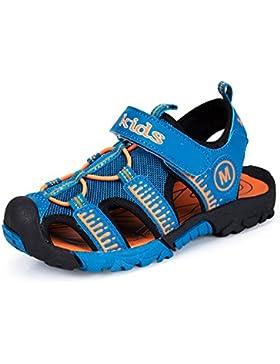 SITAILE Kinder Jungen Mädchen Sommer Geschlossene Sandalen Outdoor Sports Schuhe Wanderschuhe