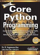 Core Python Programming