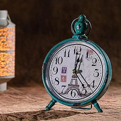 LD-Ländliche Serie Uhr Idea Do Old Schmiedeeisen
