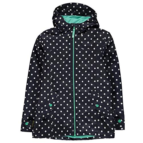 Gelert Kids Coast Waterproof Jacket Junior Coat Top Chin