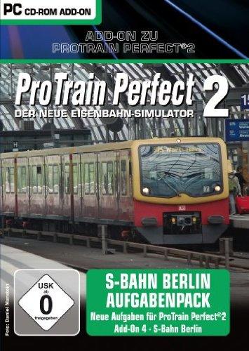 Pro Train Perfect 2 - Aufgabenpack S - Bahn (Aufgaben für Add - On 4) - [PC]