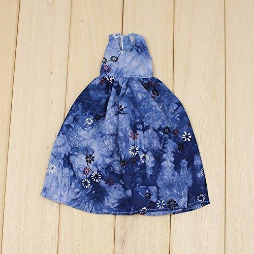 GenericRetro Spring flowers dress suitable joint Doll