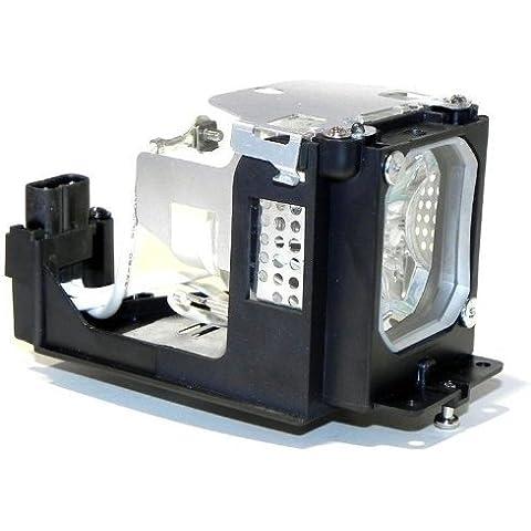 Projector Lamps World 610 333 9740 / POA-LMP111 - Lámpara con armazón para proyectores Sanyo PLC-XU106, PLC-XU105, PLC-WXU700A, PLC-WXU30, PLC-XU116, PLC-XU115, PLC-XU111, PLC-XU101