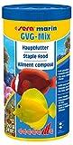 sera 00370 marin GVG-mix 1000 ml - Flockenfutter mit ganzen Futtertieren als Leckerbissen
