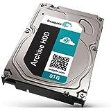 """Seagate Archive HDD - Disco duro interno de 8 TB (SATA III, 3.5"""", 128 MB), plateado"""