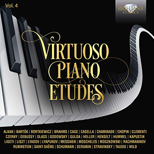 Studies after Chopin, Op. 10: XVI. No. 7 (Second Version)