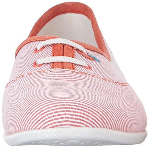 Helly Hansen W Seashell, Chaussures de Sport Femme Rouge / blanc (239 sorbet / écru / aqua)