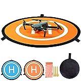 Hothuimin UAV Landing Pad Parking Apron Pieghevole Drone Landing Pad Landing Mat Portatile # 16-WRJJLD