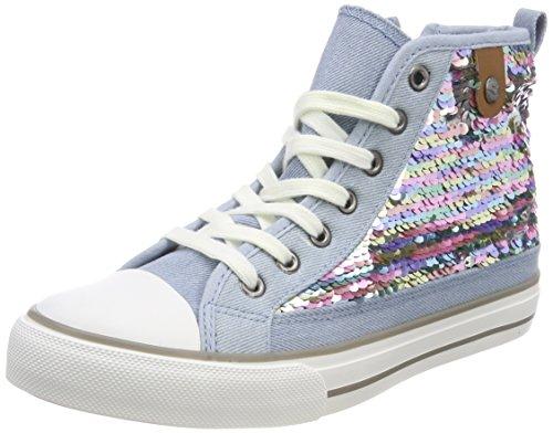 Glitter Lloyd Schuhe Slipper Sneaker Glitzer Pailletten 40