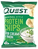 Protein Chips - Sour Cream & Onion 1.125 oz (32 grams) Bag(S)