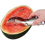 NALATI Watermelon trancheuse-Couteau découpe pastèque ou melon-Pastèque Trancheuse-kenor Pastèque Fruits