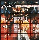 LIVE MAGIC LP (VINYL) UK EMI 1986
