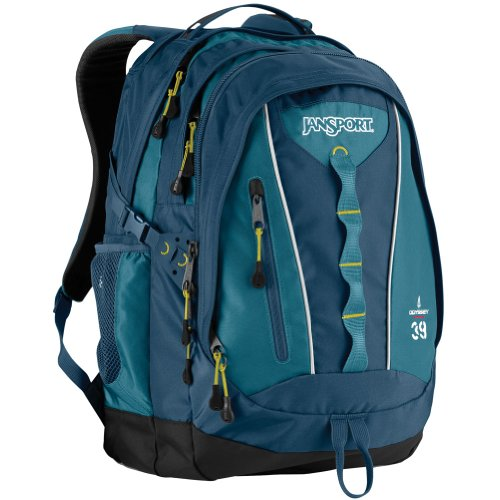 JanSport Odyssey Rucksack, Herren, Bonsai Blue (Jansport Herren Rucksack)