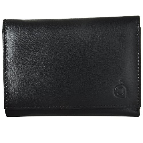 azrajamil-premium-nappa-finished-genuine-leather-hand-crafted-tri-fold-wallet