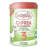 Leche de Cabra BIO Caprea 3 (desde 10 meses) babybio 900 g