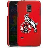 Samsung Galaxy S5 mini Hülle Premium Case Schutz Cover 1. FC Köln Fanartikel Fußball