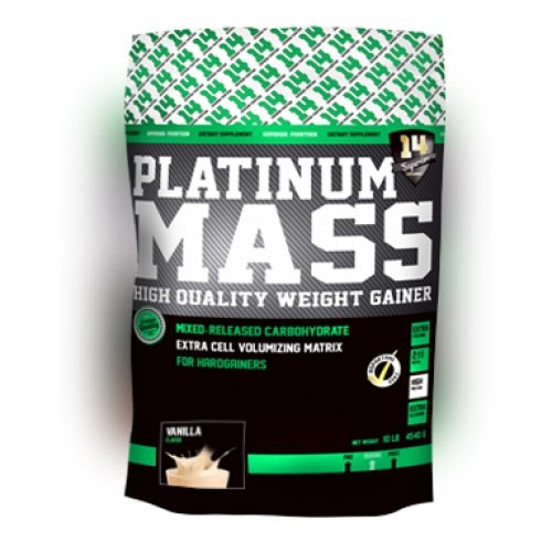 SUPERIOR14 - Platinum Mass 1000g cioccolato