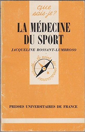 La médecin du sport
