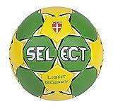 Select Handball Light Grippy - Astro Ball de fútbol, color Verde, talla 00