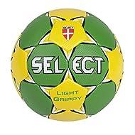 Select light grippy ballon de handball 0 Vert - Vert/jaune