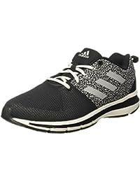 Adidas Men's Yaris 10 M Black Running Shoes - 9 UK/India (43.33 EU)