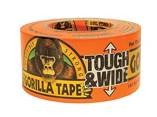 Foto de Gorilla Cinta Adhesiva Fondo de llanta Tubeless 73 mm ancho 27 m longitud