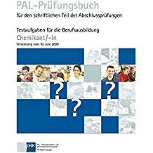 PAL- Prüfungsbuch Chemikant (VO 2009)