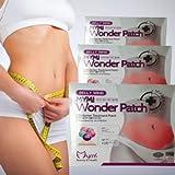 Minceur Patch, Slim Patch pour Belly, Remodelage Minceur Ultime Tous Natural Body Wrap, Corps Plus Mince