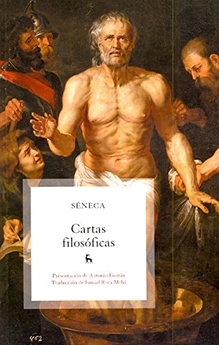 Cartas filosóficas (VARIOS GREDOS) por Séneca