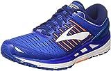 Brooks Transcend 5, Scarpe da Running Uomo, Multicolore (Blue/Orange/White 1D463), 46 EU