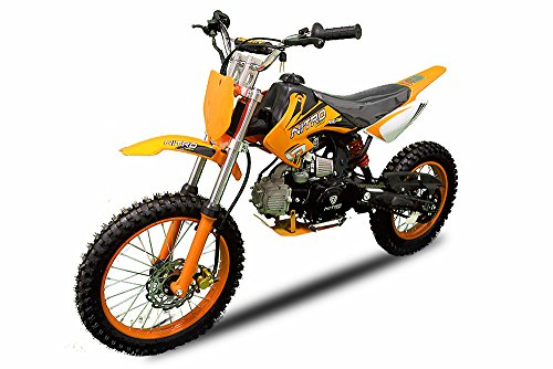 Dirtbike-NXD-M17-1714-125cc-Manuell-Kickstarter-Bike-Atv-Quad-Pocket-Cross