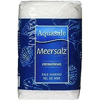 Aquasale 11232 Meersalz, grobkörnig, 1kg-Beutel