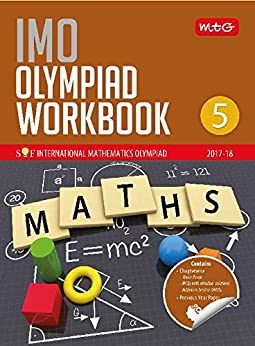 International Mathematics Olympiad (IMO) Work Book -Class 5 by [Mahabir Singh]