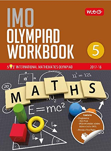 International Mathematics Olympiad (IMO) Work Book - Class 5