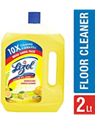 Lizol Disinfectant Surface Cleaner Citrus 2L