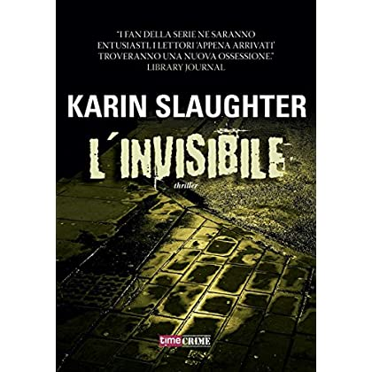 L'invisibile (Timecrime Narrativa)