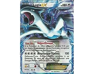 Carte Pokémon LUGIA EX BW83 PROMO NEUVE FR ULTRA RARE INTROUVABLE EN BOOSTER