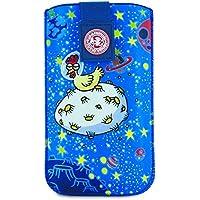 Kukuxumusu KUFM149 funda para teléfono móvil Funda de protección Azul - Fundas para teléfonos móviles (