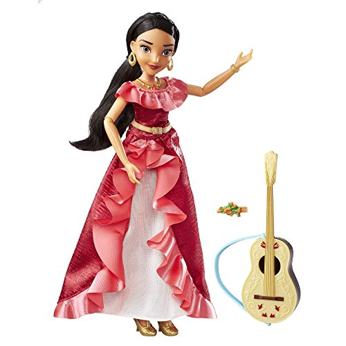 Disney Princess-singing Doll (Disney Princess My Time Singing Elena of Avalor Doll by Disney Princess)