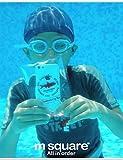 ZQ Wasserdichte Handy Tasche Beach Paradise iPhone Samsung Millet Driften