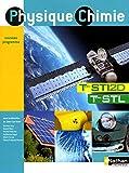 Physique chimie - Terminales STI2D / STL...