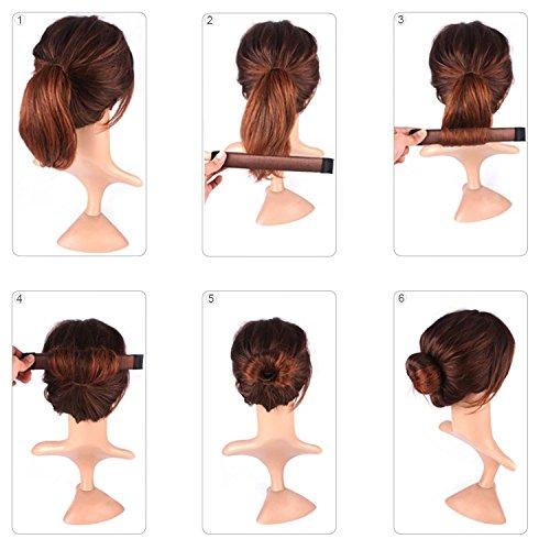 Zoom IMG-1 8pcs accessori per capelli ivencase