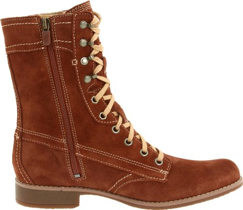 Timberland Women s Shoreham Mid Boots Ankle Boot 28664 Brown Size  4 5
